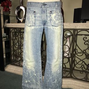 Guess? Vintage bootcut jeans new 31x32